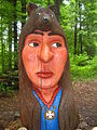 Jona - Grunau - Holzskulpturen Schatzmann 20070515 015.JPG