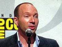 Jordan Mechner at WonderCon 2010 3.JPG