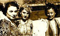 Jorgjia Filce-Truja Lola Gjoka Tefta Tashko-Koco in the 30s.jpg