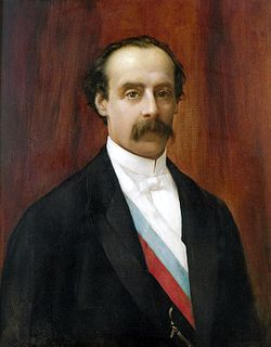 José Manuel Balmaceda Chilean politician and President