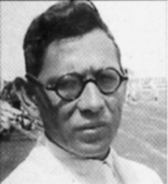 History of the Maccabiah - Yosef Yekutieli during the 1st Maccabiah.
