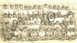 Joseph Dan - Dan in 3rd grade.