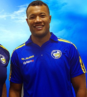 Joseph Paulo New Zealand rugby league player