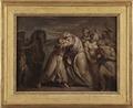 Joseph meets his father Jacob in the desert (Jean-Antoine Julien de Parme) - Nationalmuseum - 132587.tif