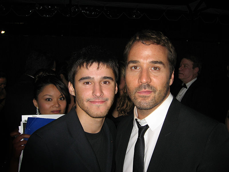 File:Josh Wood and Jeremy Piven.jpg