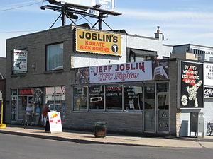 Concession Street (Hamilton, Ontario) - Concession Street landmark