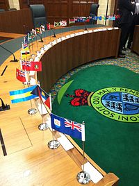 Judicial Committee of the Privy Council court room 3 in United Kingdom Supreme Court.jpg