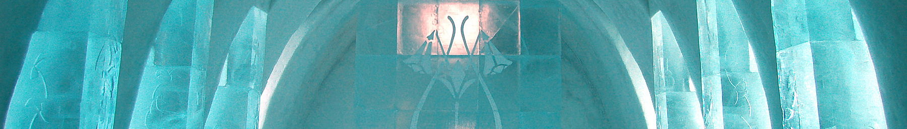 Jukkasjärvi banner Ice Hotel Church.jpg