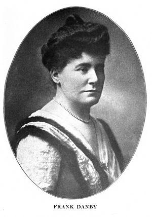Julia Frankau cover