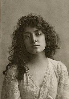 Julia Marlowe 19th/20th-century American actress