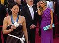 Julie Chu @ 2010 Academy Awards.jpg