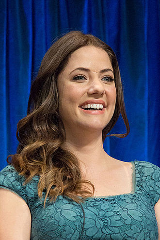 Julie Gonzalo - Gonzalo at the PaleyFest 2013 forum for Dallas