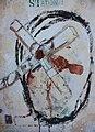 Kärntner Kreuzweg - Jesus fällt zum zweiten Mal unter dem Kreuz2.jpg
