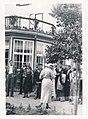 K-1345-12- Jyväskylän seminaarin oppilaita ja opettajia matkalla Virossa, presidentti Pätsin maatilalla, 1934.jpg