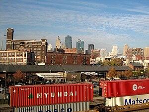 Freight House Kansas City Missouri