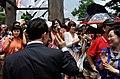 KOCIS Pres. Lee visiting Nami Island (4883529093).jpg
