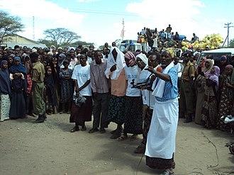 Peace journalism - Image: KPJN Kenya