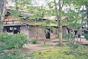Akita Prefecture - Samurai house in Kakunodate