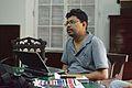 Kalyan Sarkar Speaks - Wikimedia Meetup - St Johns Church - Kolkata 2016-09-10 9417.JPG