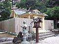 Kami-shima Island - Yatsushiro-jinja Shintô Shrine - Haiden2.jpg
