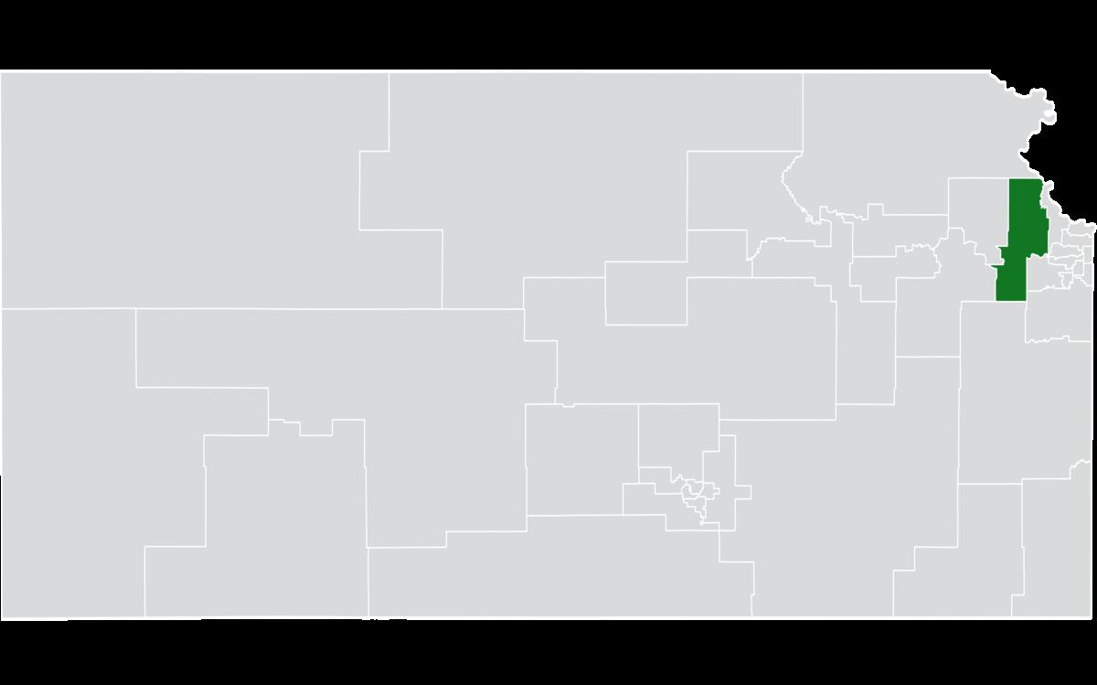 Kansas S 3rd Senate District Wikipedia