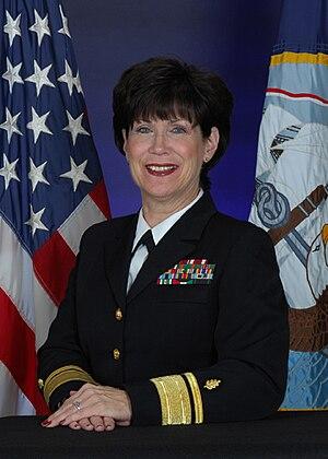 Karen Flaherty - RADM Karen Flaherty, USN