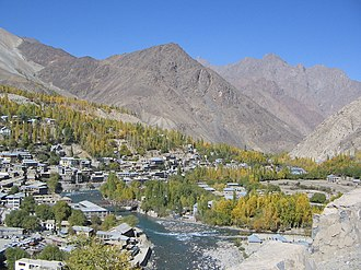 Kargil district - Kargil