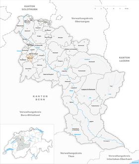 Map of Mötschwil