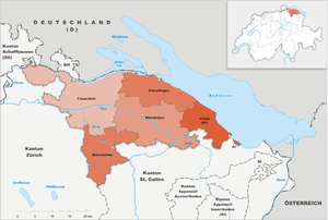 Karte Kanton Thurgau Bezirke 2011.png