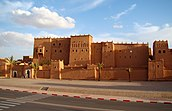 Kasbah Taourirt in Ouarzazate 2011.jpg