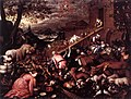 Kaspar Memberger (I) - Noah's Ark Cycle - 2. Entering the Ark - WGA14801.jpg