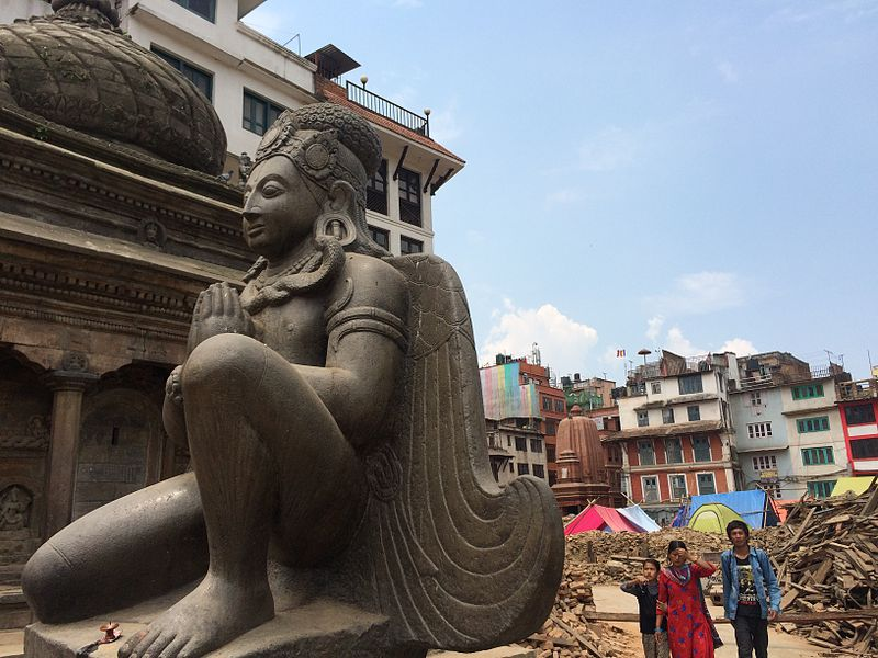 File:Kathmandu Durbar Square after 2nd Earthquake hit 13.JPG