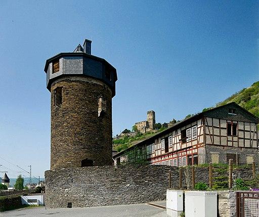 Kaub, Dicker Turm