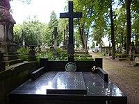 Kazimierz Olszowski grób.JPG