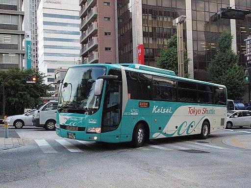 Keisei Bus H633 Tokyo Shuttle