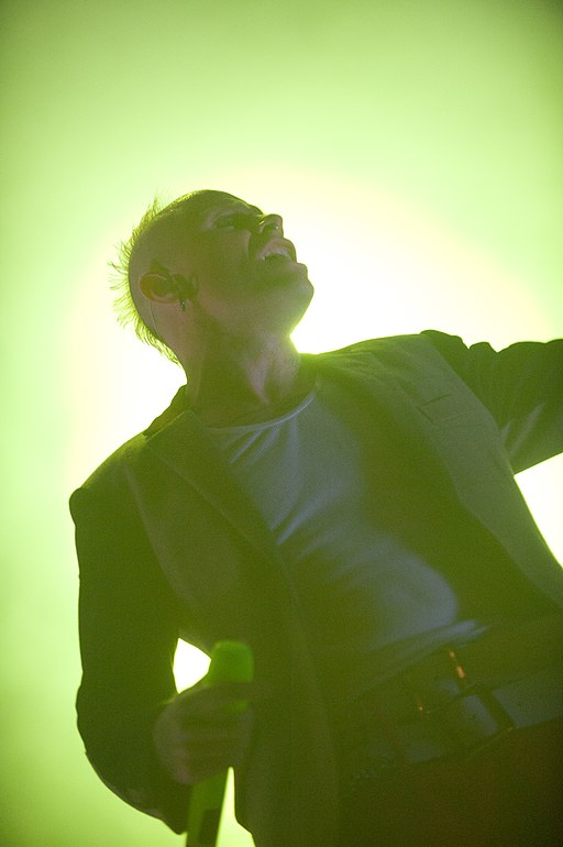 Keith Flint - Prodigy - Hultsfred 2011