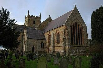 Kempsey, Worcestershire - Image: Kempsey Church geograph.org.uk 631098