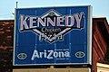 Kennedy Chicken & Pizza (sign), Troy, New York.jpg