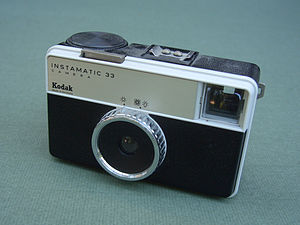 Kenneth Grange's dessign for the Kodak Instamatic camera