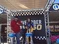 Kenzie Ruston at Dover International Speedway 2014.JPG