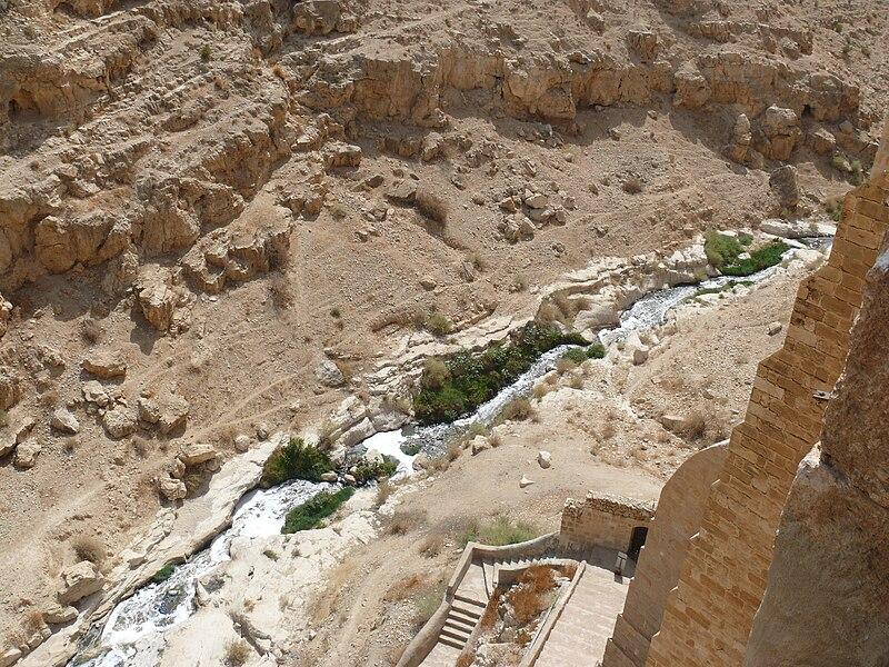 File:Kidron Valley. Mar Saba (9198110145).jpg