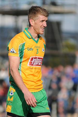 Kieran Fitzgerald (Gaelic footballer) - Image: Kieran Fitzgerald (Gaelic footballer)