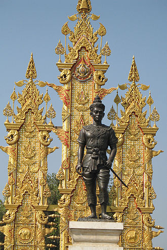 Mangrai - King Mangrai Monument in Chiang Rai