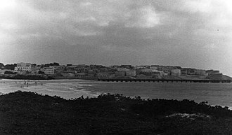 Kismayo - The Kismayo panorama just prior to the civil war.