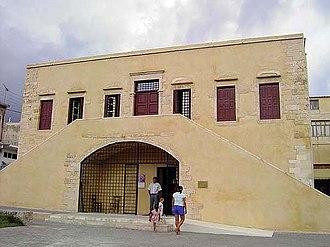 Kissamos - Kissamos archeological museum