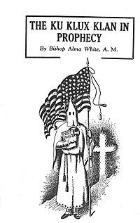 The Ku Klux Klan In Prophecy cover