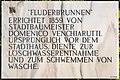 Klagenfurt Innere Stadt Schillerpark Fluderbrunnen Gedenktafel 03122018 5549.jpg