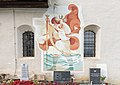Klagenfurt Ponfeldstrasse 92 Pfarrkirche hl Martin am Ponfeld Christopherus 01102015 7811.jpg