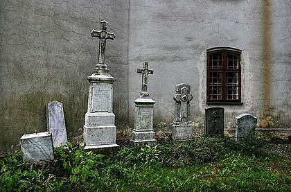 Zákoutí u kostela sv. Ondřeje, Klokočov
