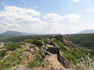 Siege of Knin - Today's Fortress of Knin